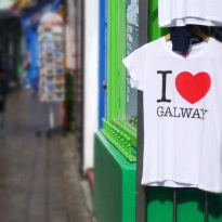 i love galway