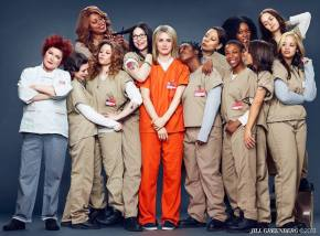 Orange is The New Black - funny, clever, easy to watch but still impactful. Netflix original.
